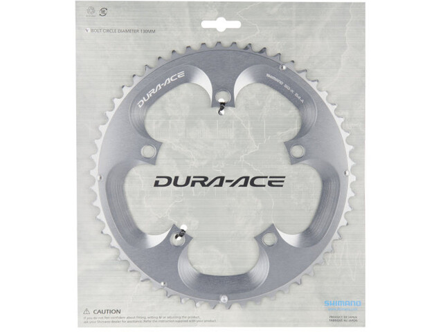 Shimano Dura-Ace FC-7800 Klinge 10-speed A, grey